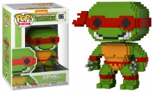 FUNKO 22984 FUNKO 8-BIT POP!: / TEENAGE MUTANT NINJA TURTLES - RALPHAEL