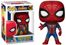 FUNKO 26465 POP! MARVEL: / AVENGERS INFINITY WAR - IRON SPIDER SPIDERMAN