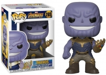 FUNKO 26467 POP! MARVEL: / AVENGERS INFINITY WAR - THANOS