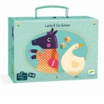 DJECO DJ05226 LUDO & CO JUNIOR