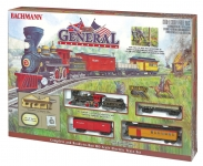 BACHMANN 00736 THE GENERAL HO