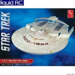 AMT 1036 1:537 STAR TREK U.S.S. RELIANT