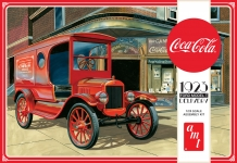 AMT 1024 1:25 COCA COLA 1923 FORD MODEL T DELIVERY