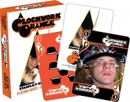 AQUARIUS 52450 A CLOCKWORK ORANGE PLAYING CARDS