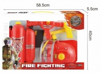 GIGATOYS F006 FIRE FIGHTING PLAY SET