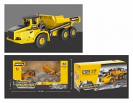 HUINA 1712 1:50 ALLOY MODEL ARTICULATED TRUCK