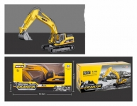 HUINA 1910 1:40 ALLOY MODEL EXCAVATOR