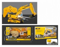 GIGATOYS 1310 1:16 11CH RC ALLOY GRAB EXCAVATOR