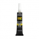 ZAP PT-26 28.3 GRAM (1 OUNCE) ZAP GEL CA NO DRIP-SUCK BACK TUBE EXTRA THICK VISCOSITY CIANOCRILATO