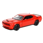 MOTORMAX 79350 1:24 2018 DODGE CHALLENGER SRT HELLCAT WIDEBODY