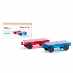 BRAINTOYS IMA-A02 PACK 2 CARROS