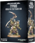 WARHAMMER 99120102076 TYPHUS: HERALD OF THE PLAGUE GOD