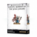 WARHAMMER 99120219006 LOTANN WARDEN OF THE SOUL LEDGERS