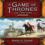 DEVIR FFG GAME OF THRONES SANDS OF DORNE THE CARD GAME