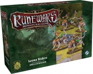 DEVIR FFG RUNEWARS LEONX RIDERS UNIT EXPANSION