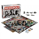 USAOPOLY MN116-469 THE WAIKING DEAD TV SHOW MONOPOLY GAME