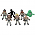 DIAMOND SELECT 7600A GHOSTBUSTERS 2016 MINIMATES SERIES 1 2-PACKCASE
