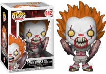 FUNKO 29526 POP! MOVIES: / IT - PENNYWISE (SPIDER LEGS)