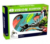 4DVISION 26113 VISIBLE 4D SCORPION ANATOMY KIT (12 PULG)