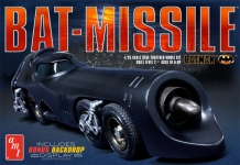 AMT 952 1:25 BATMAN 1989 MOVIE: BAT-MISSILE