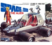 MPC 795 1:25 SPACE 1999: THE ALIEN (MOON ROVER)