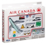 REALTOY RT5881 AIR CANADA DIE CAST PLAYSET (12PC SET)