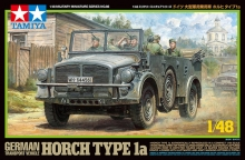 TAMIYA 32586 1:48 GERMAN HORCH TYPE 1A TRANSPORT VEHICLE