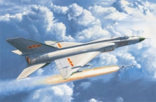 TRUMPETER 2846 1:48 PLA CHINESE J8D FINBACK FIGHTER