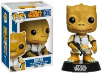 FUNKO 04071 STAR WARS POP VINYL FIGURE (BOSSK) R