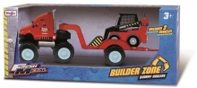 MAISTO 21219 FRESH METAL BUILDER ZONE QUARRY HAULERS