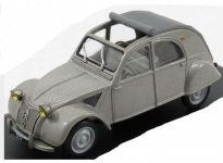 MAGAZINE AT2CV1952 1952 CITROEN 2CV OPEN ROOF, GREY