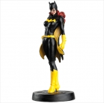 MAGAZINE CDCUK012 1:21 BATGIRL DC SUPERHERO COLLECTION RESIN SERIES