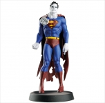 MAGAZINE CDCUK017 1:21 BIZZARO DC SUPERHERO COLLECTION RESIN SERIES