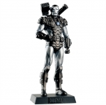 MAGAZINE MBCUK028 1:21 WAR MACHINE CLASSIC MARVEL FIGURINE RESIN SERIES