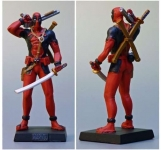 MAGAZINE MBCUK033 1:21 DEADPOOL CLASSIC MARVEL FIGURINE RESIN SERIES