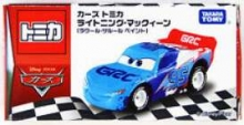 TOMICA 835981 PIXAR CARS LIGHTNING MCQUEEN RAOUL CAROUL PAINT TOMICA 835981 DIECAST MODELCAR