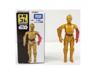 TOMICA 860921 STAR WARS -16 C-3PO THE FORCE AWAKENS, METAL FIGURE COLLECTION
