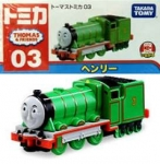 TOMICA T03 THOMAS & FRIENDS HENRY TOMICA 03 DIECAST MODELTRAIN