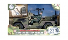 MCTOYS 77033 WORLD PEACEKEEPERS- TRANSPORTATION VEHICLE