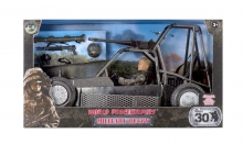 MCTOYS 90018 WORLD PEACEKEEPERS - MILITARY BUGGY
