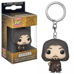 FUNKO 31814 POP! KEYCHAINS: / LORD OF THE RINGS / HOBBIT - ARAGRON