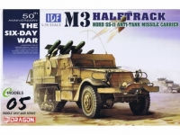DRAGON 3579 1:35 IDF M3 NORD SS.11 ANTI-TANK MISSILE CARRIER