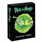 USAOPOLY PC085-434 NOVELTY PLAYING CARDS RICK AND MORTY