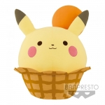 BANPRESTO 37564 PLUSH POKEMON 15 PIKACHU ICE CREAM