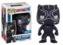 FUNKO 09020 EXCLUSIVO BLACK PANTHER GLITTER