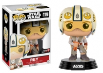 FUNKO 09622 EXCLUSIVO REY WITH DOLL