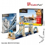 CUBIC DS0978H TOWER BRIDGE