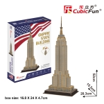 CUBIC C246H EMPIRE STATE BUILDING