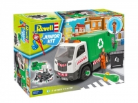 REVELL 00808 GARBAGE TRUCK 1:20