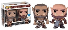 FUNKO 09315 2-PACK WARCRAFT - FYE